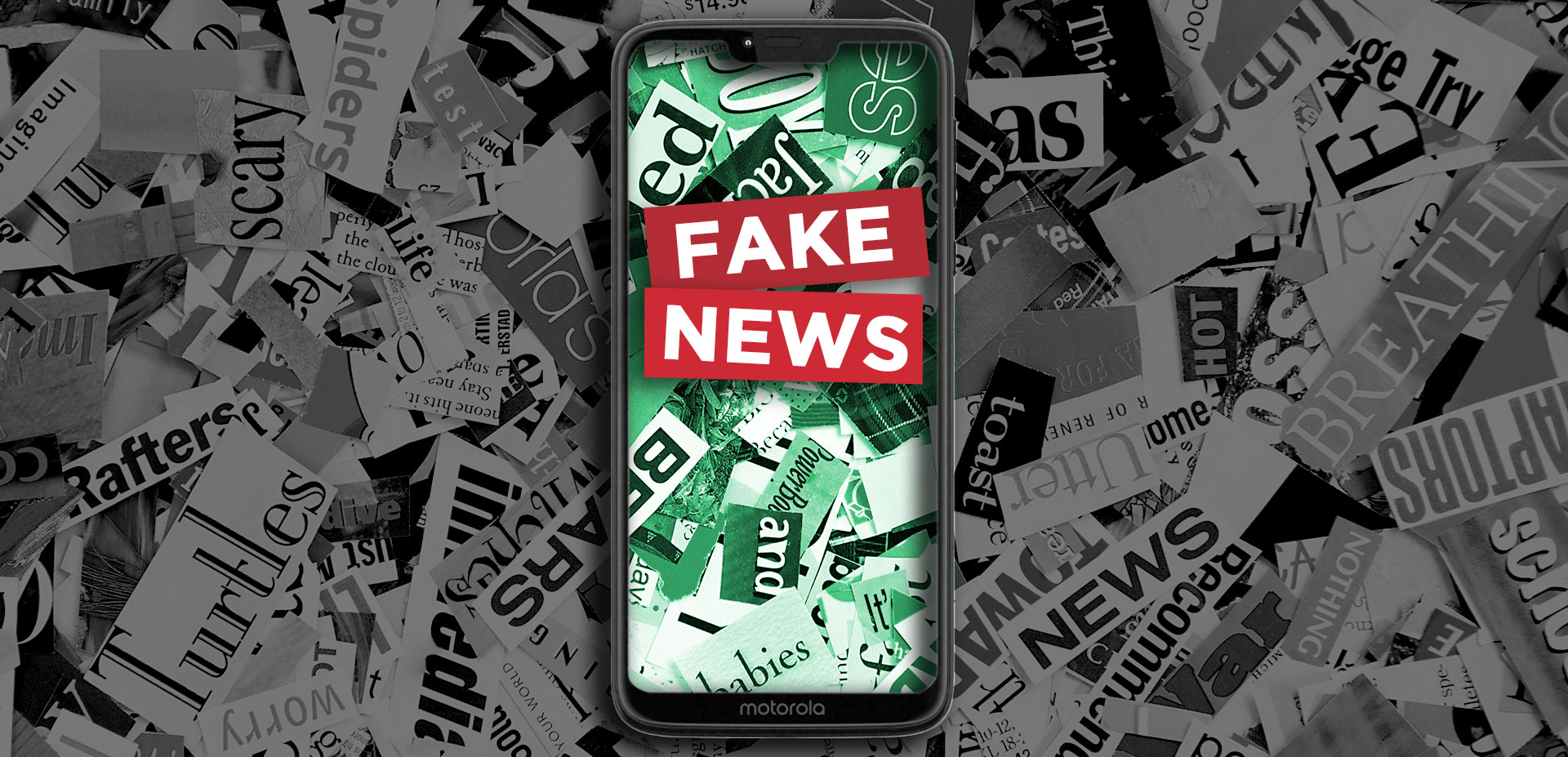 1º de abril: identificando fake news | Hello Moto