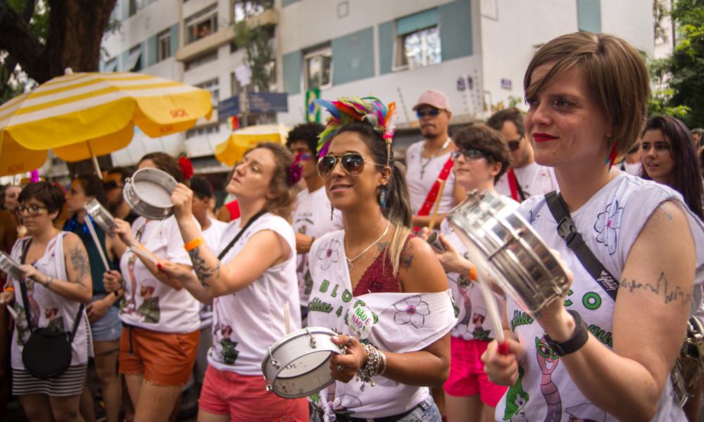 """Segundo organizador, Cecílias e Buarques é """"o bloco mais democrático, divertido e desvairado da região"""""""