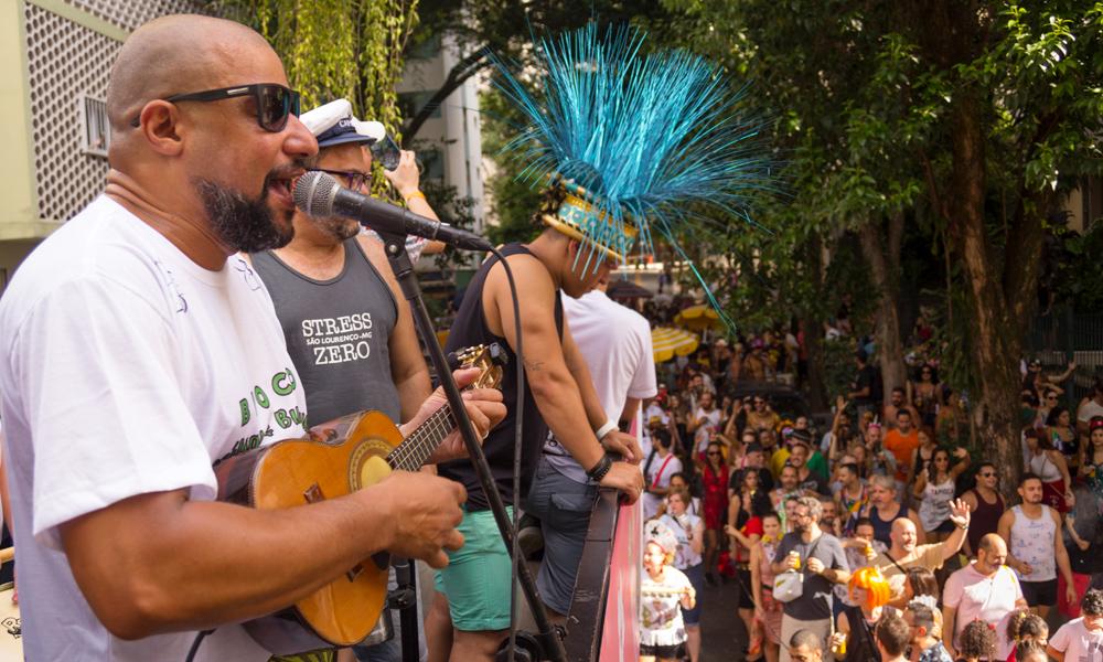 Bloco Cecílias e Buarques também realiza outros eventos durante o ano