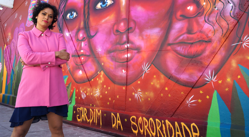 Jardim da Sororidade - Rio de Janeiro/2017 - Foto: Acervo Pessoal