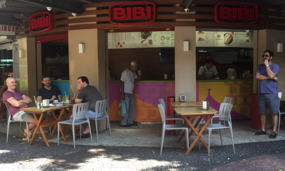 Bibi Sucos está no segmento há mais de 20 anos e tem mais de 10 lojas espalhadas pela cidade