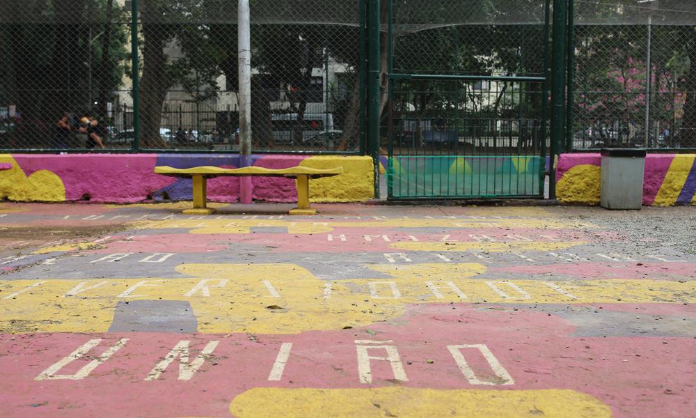 Praça Rotary: o nosso ponto de partida é cercado de lugares para se descobrir