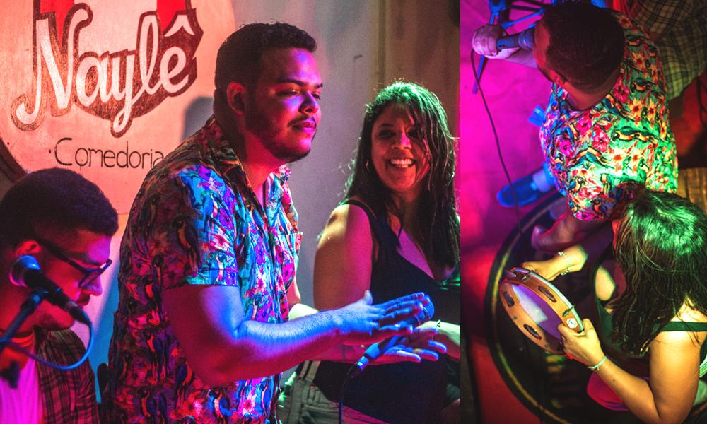 O Nayle é um ponto imperdível para quem quer curtir uma boa música ao vivo